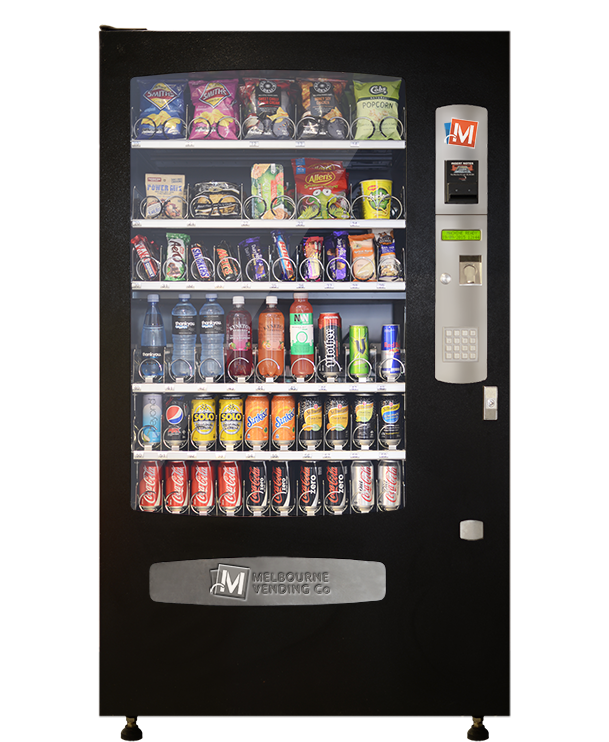 First Slide - Premium Vending Machines