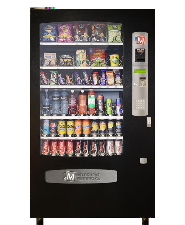 First Slide - Premium Vending Machines